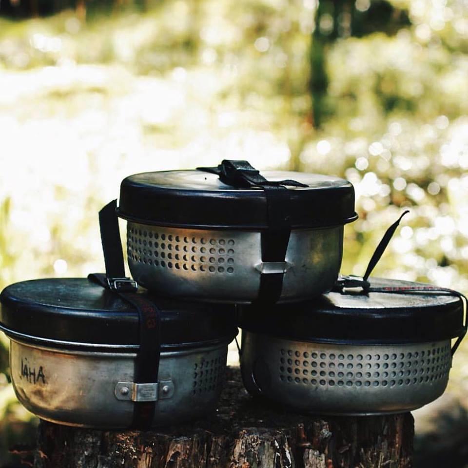 trangia トランギア ブラックプレート アウトドア キャンプ BBQ プレート 皿