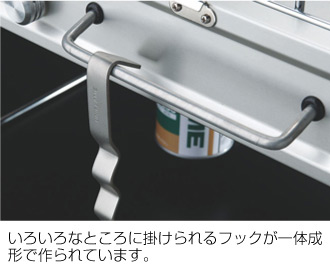 UNIFLAME ユニフレーム ウェ~ブナイロンターナー ブラック 2018年3月発売 調理器具 662427