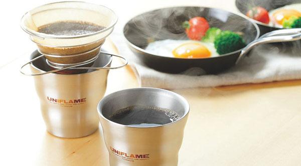 UNIFLAME ユニフレーム コーヒーバネット grande 4人用 664018