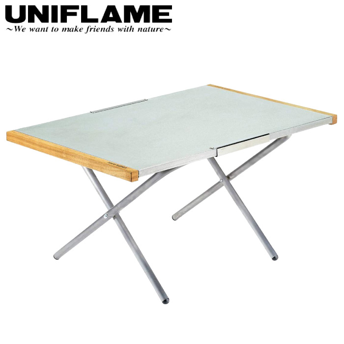 UNIFLAME ユニフレーム 焚き火テーブル ラージ 耐熱 682111