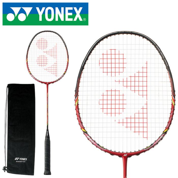 YONEX ヨネックス ナノレイ800 バドミントンラケット ケース付き ガット別売り ガット張り上げ代無料 NR800
