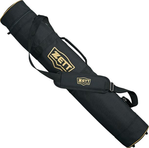 ZETT ゼット クリアランスsale 期間限定 野球 ソフトボール用 ブラック 5~6本入 いつでも送料無料 バットケース