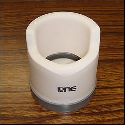 データー印用BOX 丸型 データー印用BOX(ケース)中 マットサイズ:35mm丸 内径:36mm丸高60×外径58mm丸【あす楽対応】