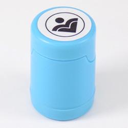 既成別製浸透印 17mm丸(200個)C17F-20050個以上のお得なオーダー商品