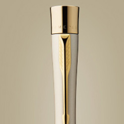 シヤチハタネームペン・パーカー エアフロー伝統ブランド「パーカー」とのコラボレーションネーム印 印鑑 多機能ペン印面サイズ:直径9mm【Shachihata】