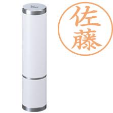 【Shachihata】シヤチハタ Xstamper (エックススタンパー)ネーム9 Vivo印面サイズ:直径9.5mm