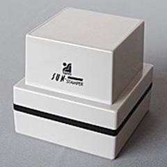サンスタンパーS-TYPE(顔料系インク)印面サイズ48×48(mm)