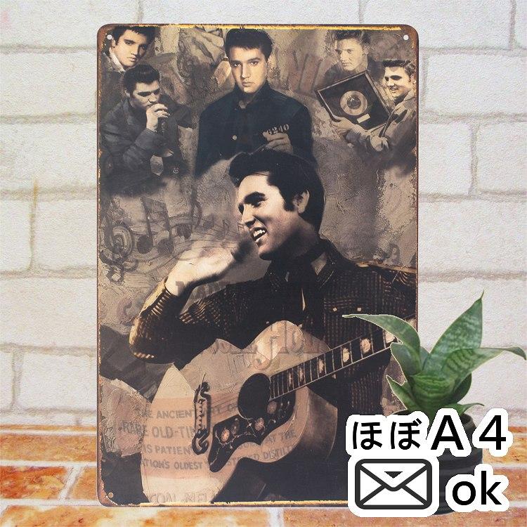 エルビス プレスリーの様々な姿を描かれたアートパネル エルビスプレスリー on ポスター グッズ ブリキ看板 アートパネル ?Elvis Presley 人気の定番 お求めやすく価格改定 エルヴィスプレスリー インテリア サインプレート モノクロ cdジャケット 店舗用 アート ポイント消化 アメリカン雑貨 白黒 昭和レトロ 絵画 メール便可