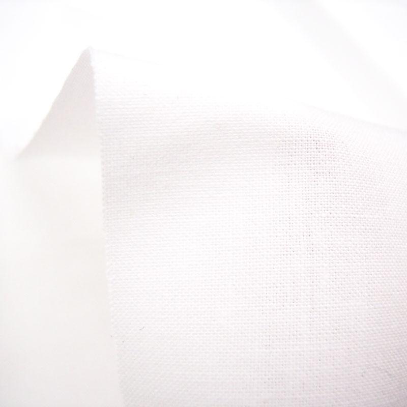 150cm巾の晒し 白 木綿 AL完売しました 五巾天竺木綿 いつはばてんじくもめん 白無地 10cm単位 生地 切り売り 白布 約150cm幅 布地 直営店