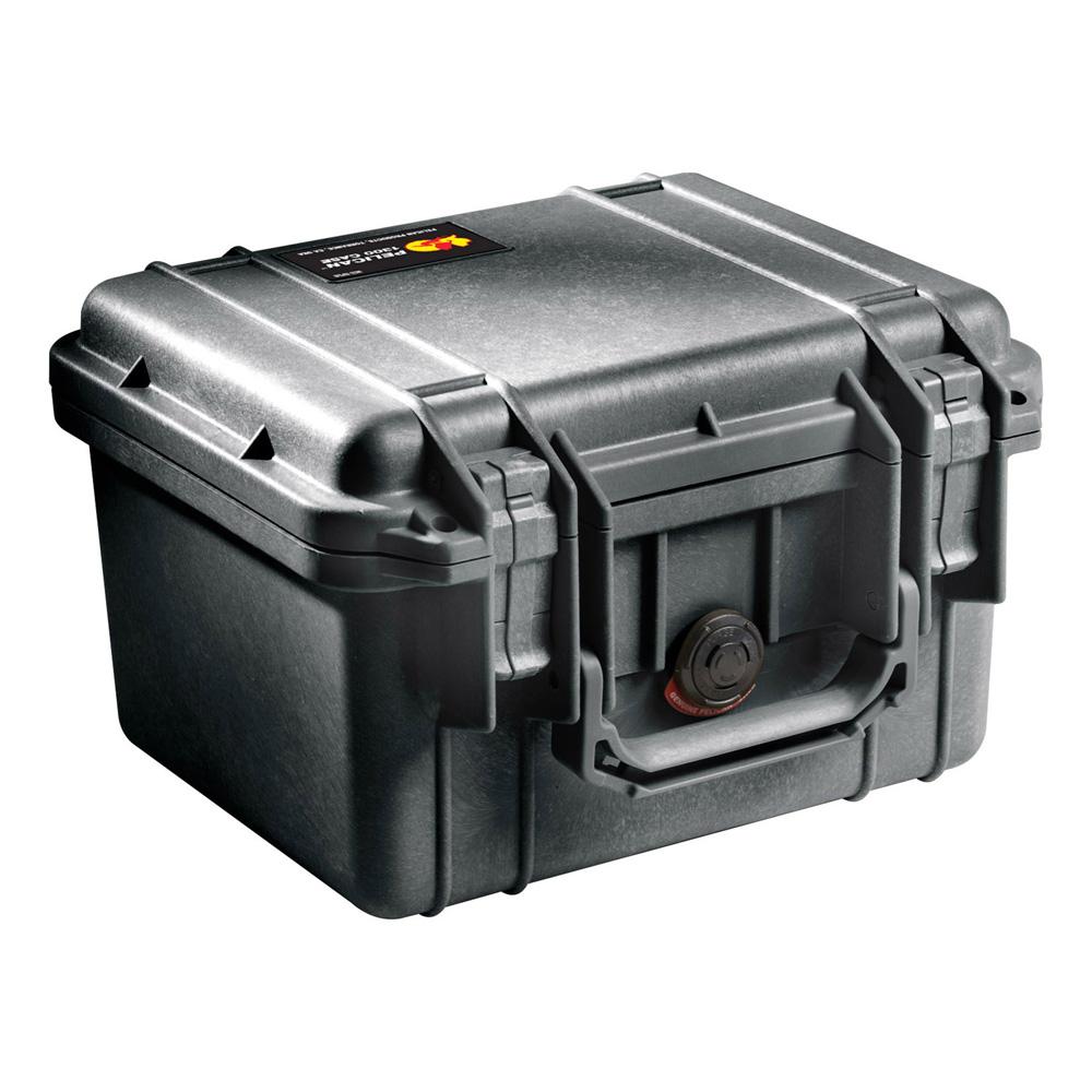 ペリカン 1300 ケース BLACK [ノーフォーム]:防水耐衝撃ケース*在庫限り