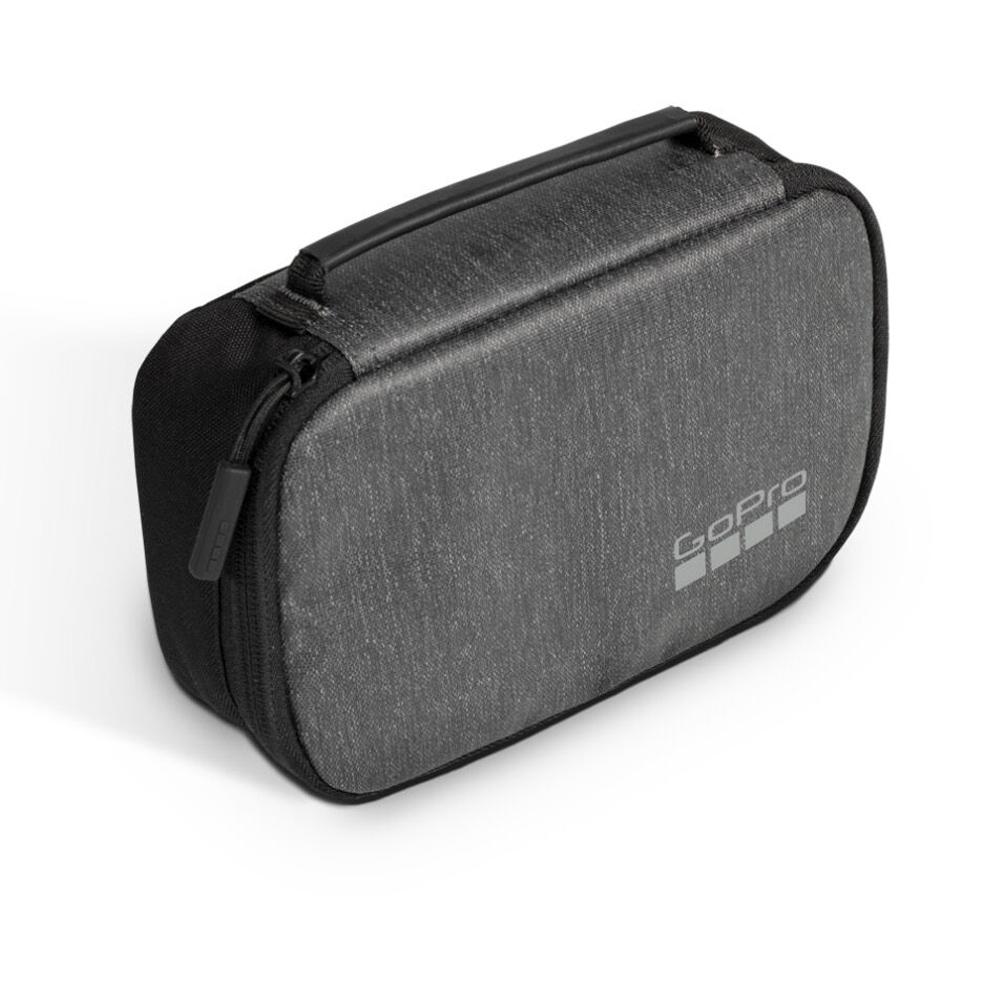 GoPro純正アクセサリー GoPro ケイシー ライト ABCCS-002 海外 小型宅配便 携帯ケース ケース 収納 軽量 アクセサリーケース 旅行 持ち運び 中古 保護ケース マウント カメラケース