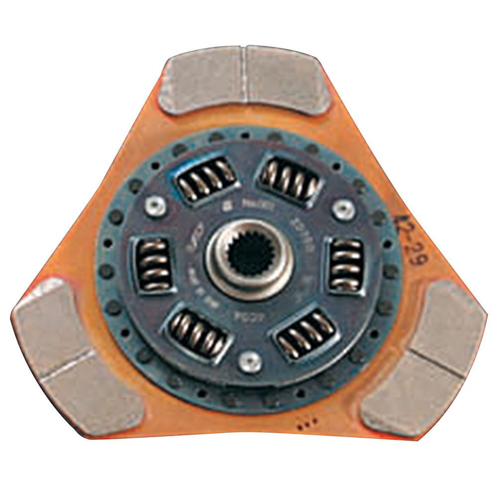 クラッチ【クラッチディスク メタル仕様】カプチーノ(EA11/21R※)アルトワークス/ジム二ー等【4FG36-B21M】
