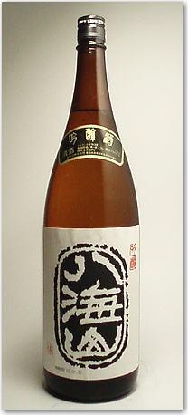 【日本酒】『 八海山  吟醸酒  1800ml 』 八海醸造株式会社贈りものにも!ラッピング可各種のし対応 ・お歳暮・お年賀・お中元還暦、敬老の日、母の日、父の日プレゼント内祝い・お誕生日・お祝い 1.8L(一升瓶)