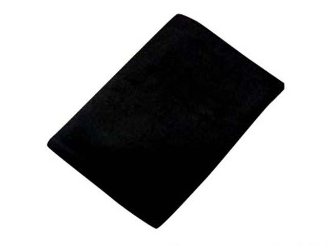 3750g[1000匁]32s/2黒バスタオル(1c/s=10打) RTK224