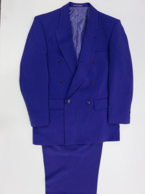 カラースーツ 紫