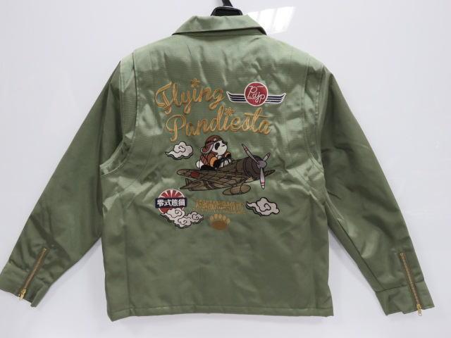 PANDIESTA JAPAN 零式熊猫ナイロントラッカージャケット パンディエスタ【コンビニ受取対応商品】