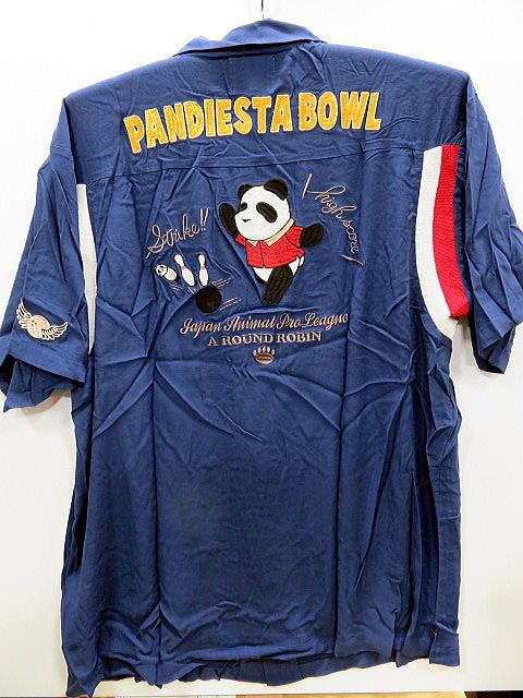 PANDIESTA JAPAN ボーリングシャツ パンディエスタ