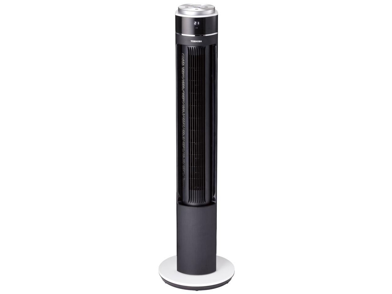 【新品】【送料無料】東芝 DCモーター採用 タワー型扇風機 F-DTW70-W 【大型家電-代引不可-キャセル不可-返品不可-佐川急便配送】【北海道・沖縄・離島は追加送料がかかります】