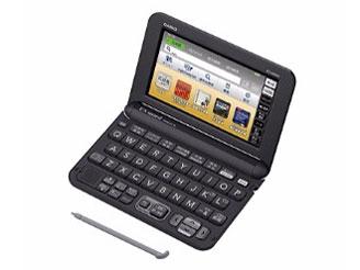 【新品】【送料無料】カシオ 電子辞書 エクスワード 生活・ビジネスモデル XD-G8000BK ブラック コンテンツ140