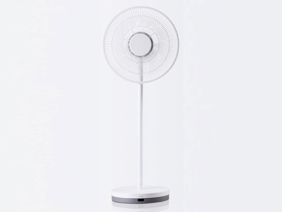 【新品】【送料無料】ツインバード 【扇風機】リビング扇(リモコン付 ホワイト)TWINBIRD COANDA AIR(コアンダエア) EF-E981W 【長期在庫により外箱に汚れ・破損あり】