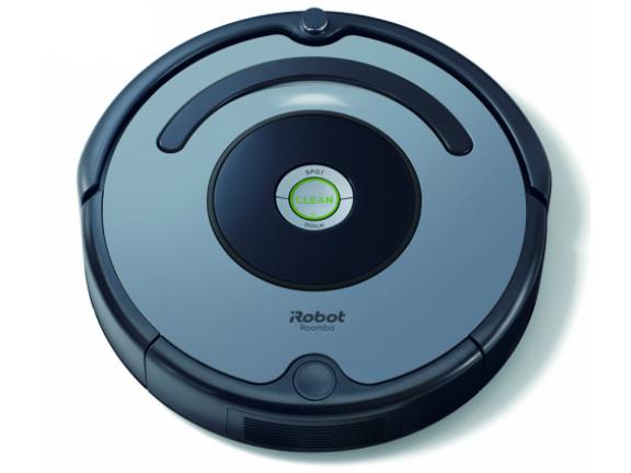 【新品】【送料無料】iRobot ロボットクリーナー ルンバ641 ブルーシルバー R641060【国内正規品】