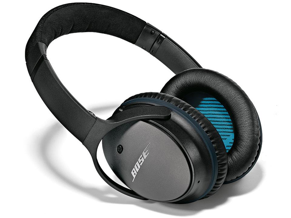 【新品】【送料無料】Bose QuietComfort 25 Acoustic Noise Cancelling headphones Apple 製品対応モデル [ブラック]