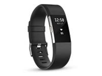 Fitbit Charge2 フィットネストラッカー Black Sサイズ [日本正規品] FB407SBKS-JPN 【新品】【送料無料】