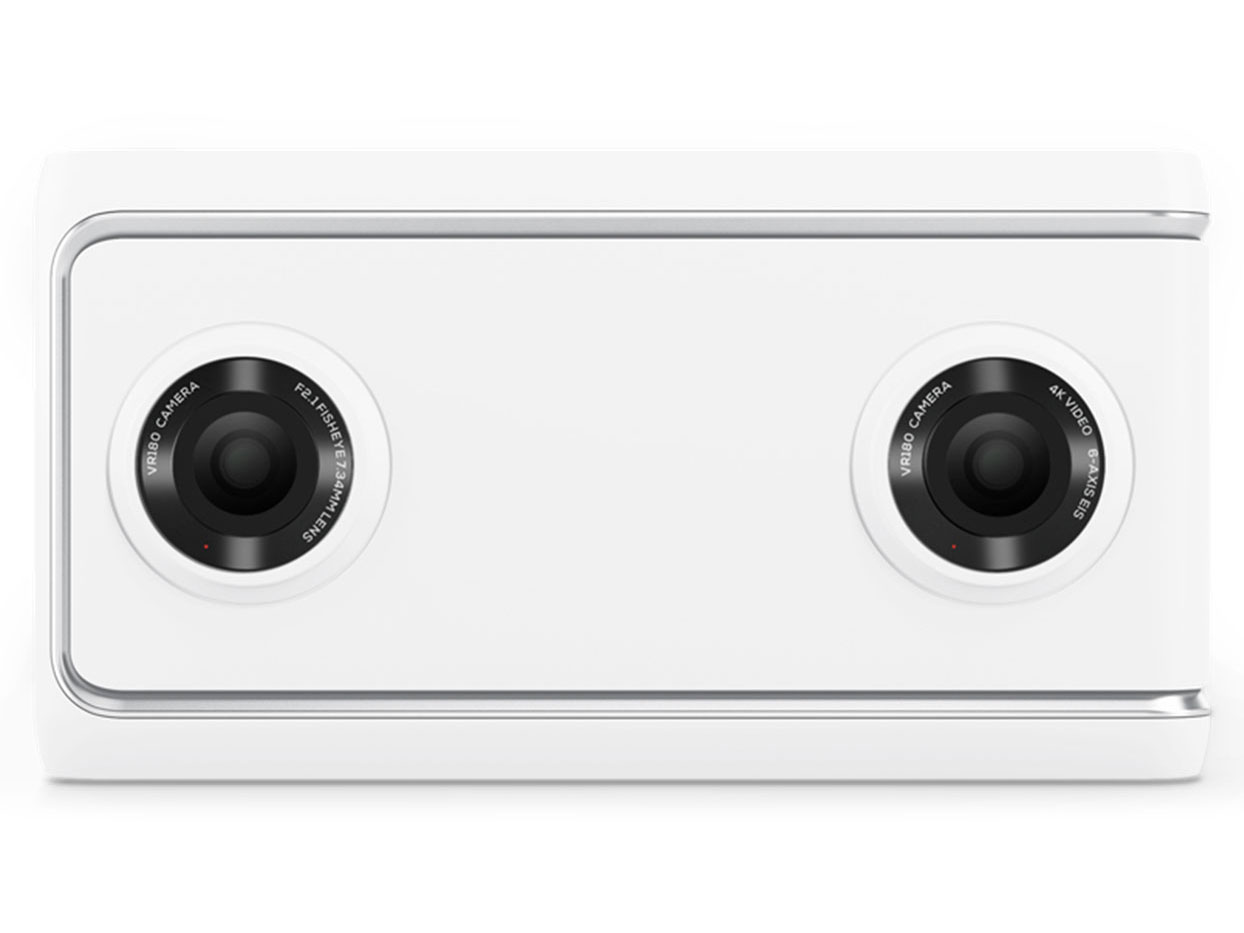 Lenovo VR180対応VRカメラ Mirage Camera with Daydream/Snapdragon 625/1300万画素+1300万画素/4K ZA3A0011JP 【新品】【送料無料】