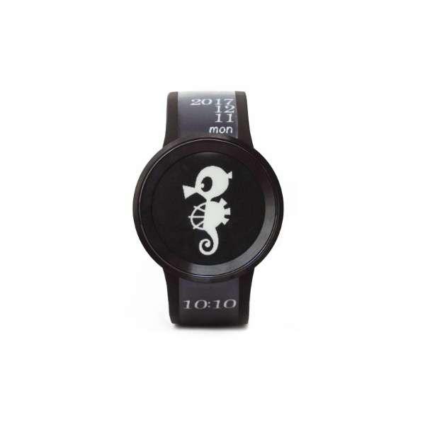 ソニー Sony FES Watch U タツノコプロ55周年記念別注品 (Premium Black) FES-WA1-C01/B 【新品】【送料無料】