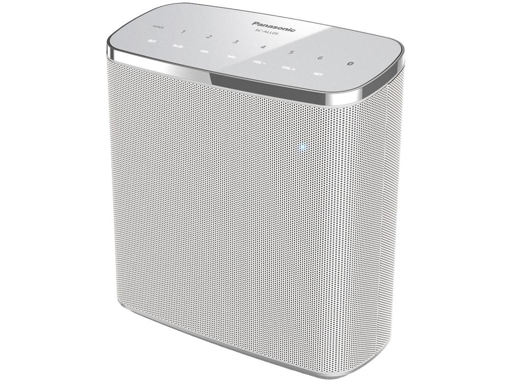 Panasonic 防水スピーカーSC-ALL05-W 【新品】【送料無料】