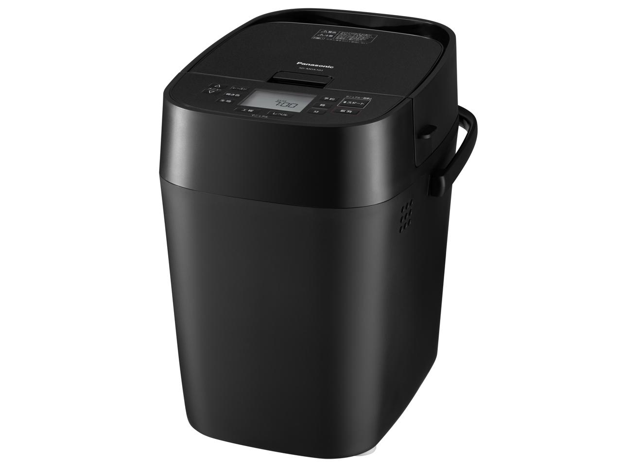 パナソニック ホームベーカリー 1斤タイプ ブラック SD-MDX101-K 【新品】【送料無料】
