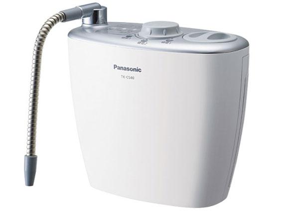 パナソニック 浄水器 据置型 ミネラル調理浄水器 シルバー TK-CS40-S【新品】【送料無料】