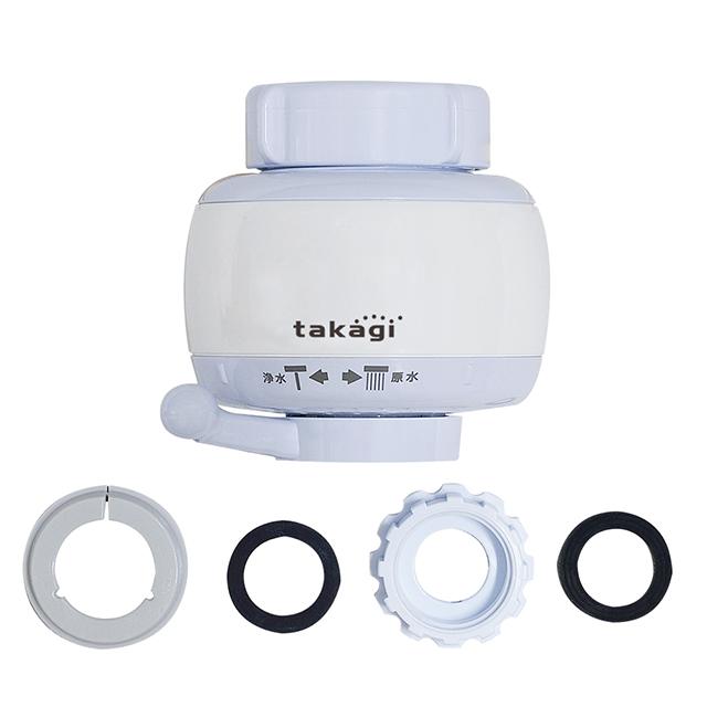 国際ブランド 浄水切替シャワー K576 タカギ 安心の2年間保証 公式 takagi お歳暮