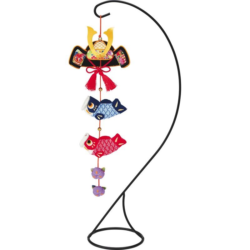 京ちりめん下げ飾り 福兜 LH-142 使い勝手の良い タカギ繊維 限定品 パナミ手芸メーカー直販