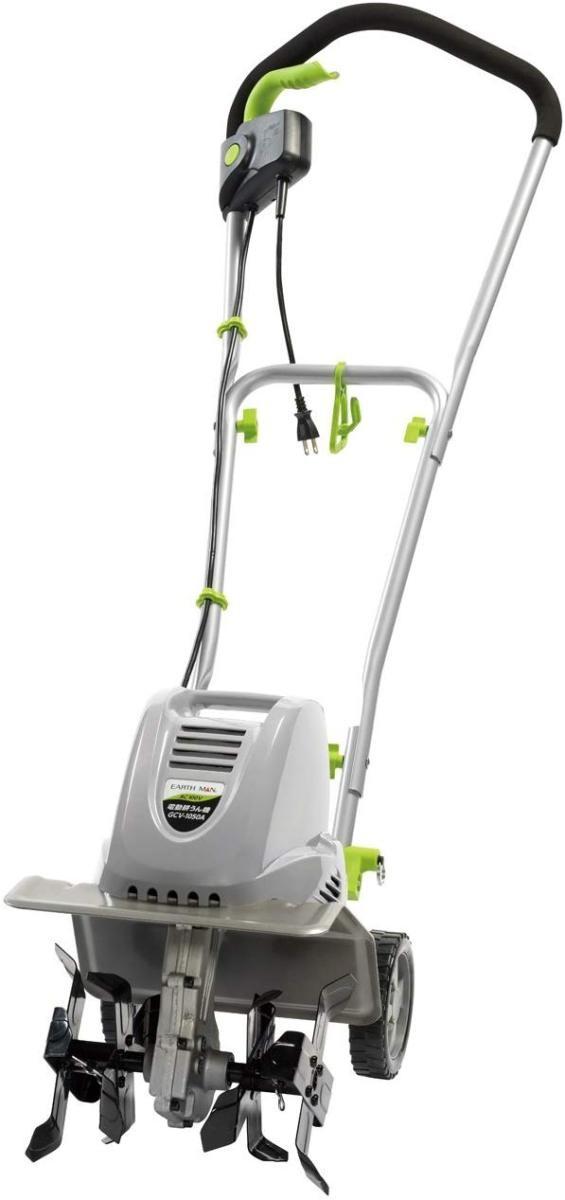 高儀 EARTH MAN 新作アイテム毎日更新 激安価格と即納で通信販売 電動耕運機 1050W GCV1050A 耕うん機