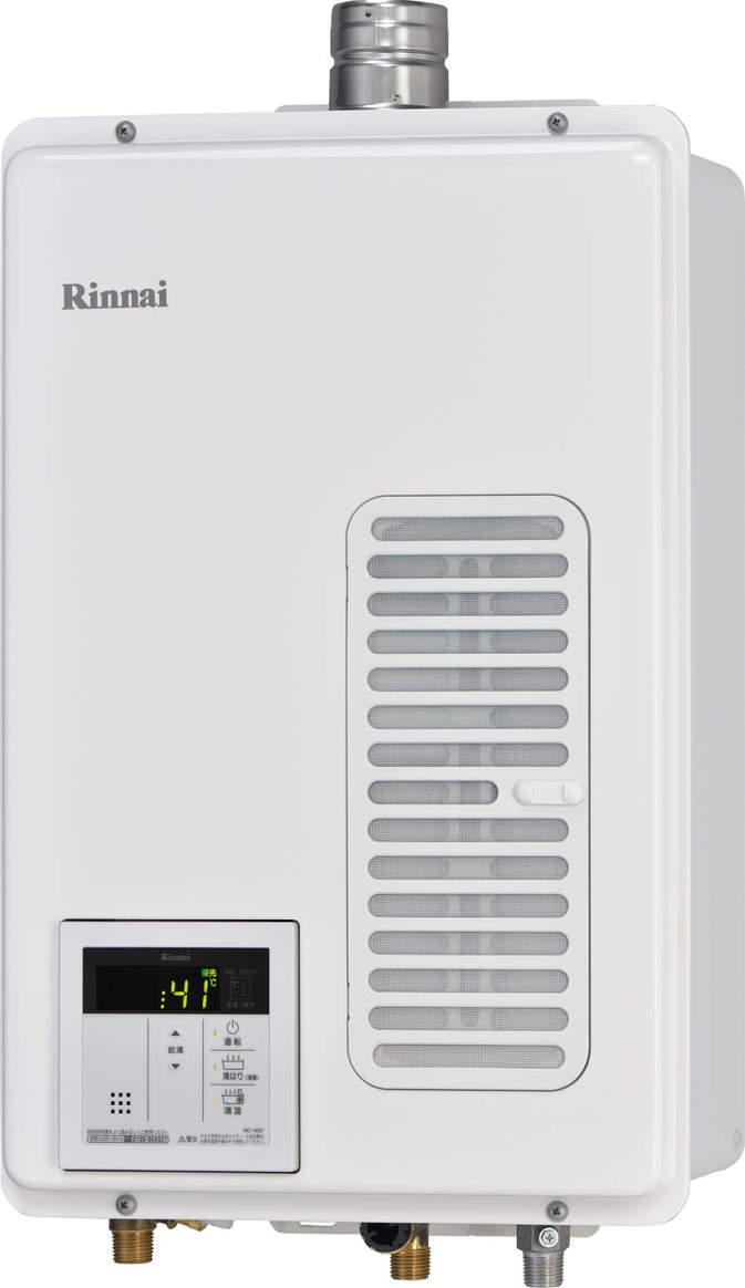 取付工事可能■リンナイ■ガス給湯器■RUX-V1015SWFA(A)■送料無料