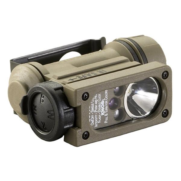 Streamlight 期間限定 Sidewinder Compact II ストリームライト 低価格化 サイドワインダー 14512 USA輸入品 ミリタリーモデルアングルヘッド3点キット
