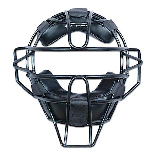 送料無料 並行輸入品 Champro チャンプロ UMP 硬式審判用軽量 マスク black