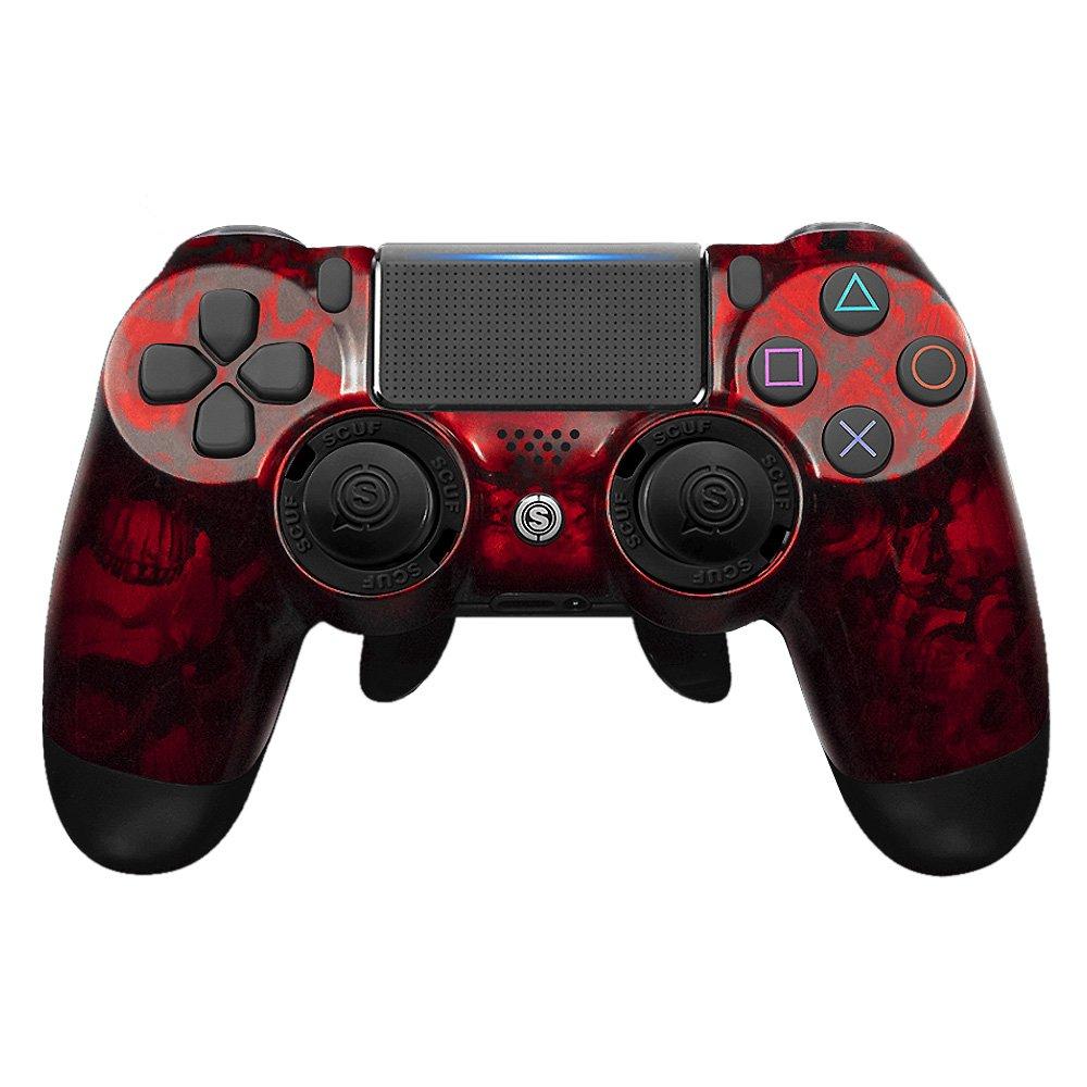 SCUF INFINITY PRO スカフ インフィニティ プロ PS4 PC プロゲーミングコントローラー 2017年モデル Red Reaper【並行輸入品】