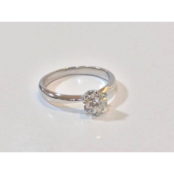 プラチナ ダイヤモンドリング GAC4701