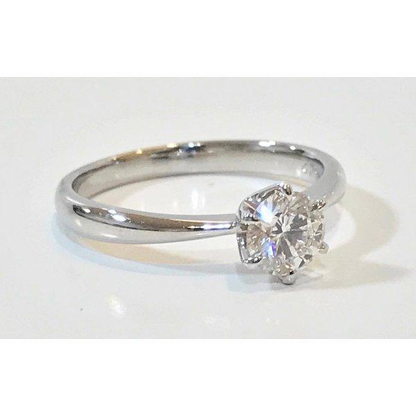 プラチナ ダイヤモンドリング JAH9947