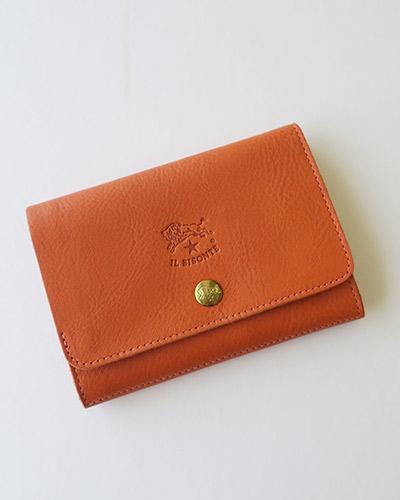 [IL BISONTE] 2つ折財布