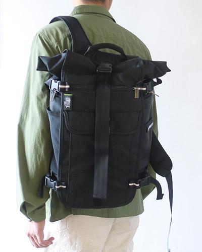 ETHNOTEK エスノテック バックパック 【メンズ】 【レディース】ラージャパック30L バリスティックブラック (ユニセックス) 【送料無料】