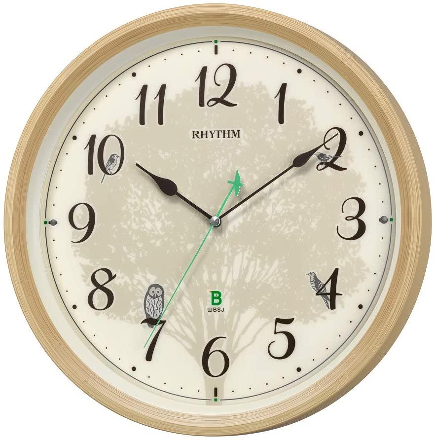 リズム時計工業 RHYTHM「モダンライフM05」クオーツ掛け時計ギフト 出産内祝い 出産お祝い 結婚お祝い 結婚内祝い 新築お祝い 内祝い お返し プレゼント 誕生日 記念品 記念日