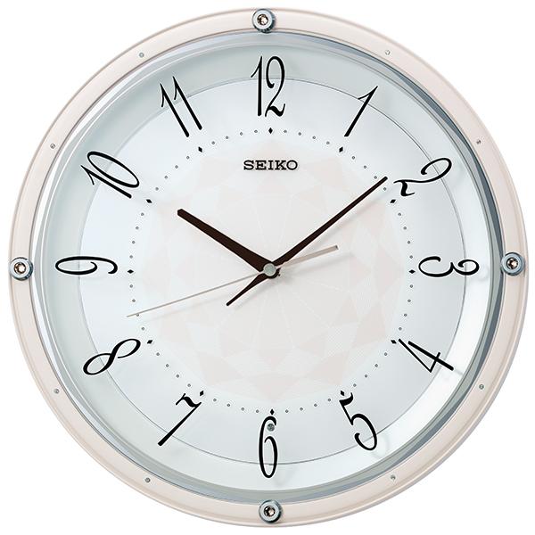 リズム時計工業  電波時計 「リバライトRW497」電波掛け時計 インテリア アナログ時計 ベーシック おしゃれ ギフト 出産内祝い 出産お祝い 結婚お祝い 結婚内祝い 新築お祝い 内祝い お返し プレゼント 誕生日 記念品 記念日