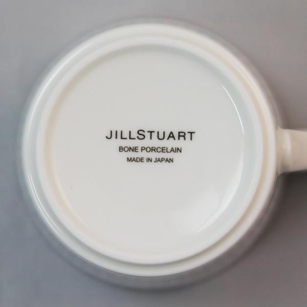 JILL STUART吉尔斯图亚特首字母啤酒杯茶杯(A)290cc礼物圣诞节生日情人节白色情人节赠品结婚家族庆贺分娩家族庆贺家族庆贺祝贺痊愈新建家族庆贺回敬礼物