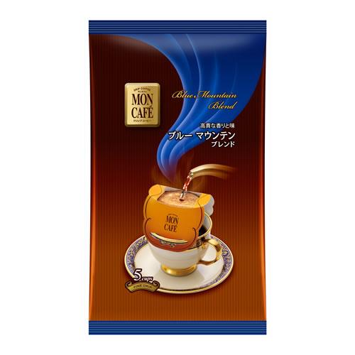 モンカフェ ドリップコーヒー ブルーマウンテン ブレンド 5袋入×48個