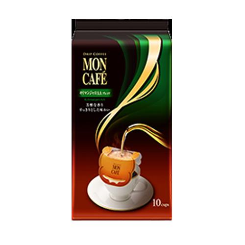 モンカフェ ドリップコーヒー キリマンジャロAAブレンド 10袋入×30個【送料無料(一部地域を除く)】