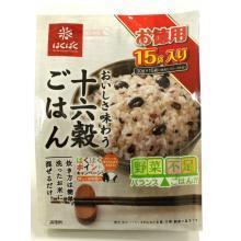 3月1日限定☆ポイント最大7倍!はくばく おいしさ味わう16穀ごはん (30g×15P)×6袋