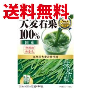 【送料無料(一部地域を除く)】九州産 大麦若葉100%粉末 3g×44P×30箱 抹茶風味 大麦若葉 国産